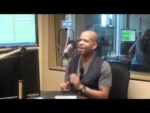 Showbiz Shelly Interviews Chris Willis