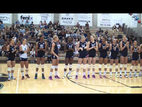 Team USA: Volleyball Red vs Blue Aliso Niguel High School