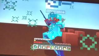 "Minecraft Xbox360 PvP Montage #2 ""The girl"""