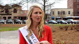 Jessica Giggy 2013 North Carolina  Rose of Tralee