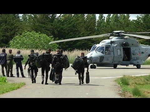 Les commandos marine, héritiers directs des forces françaises libres - #Focus