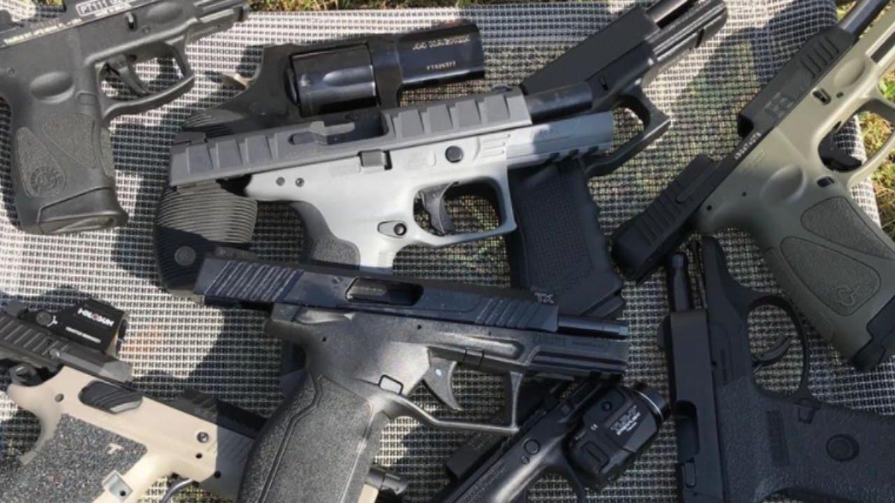 Handgun recommendations for the new gun owner.