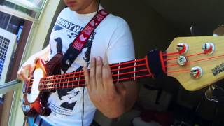 Red Hot Chilli Peppers - If you have to ask (bass cover)
