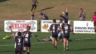 2018 Group 11 First Grade Grand Final Highlights - Dubbo Cyms v Forbes Magpies