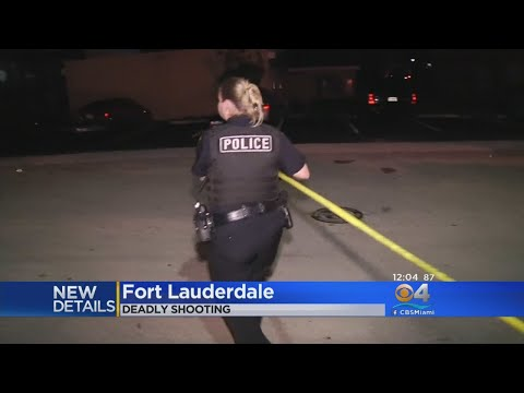 Crime: Body Found Outside Fort Lauderdale Apartment - PressFrom - US
