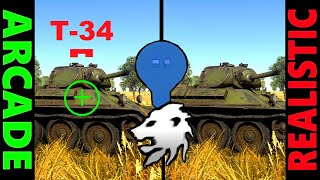 Best game mode to grind Research points and Silver lions in War Thunder