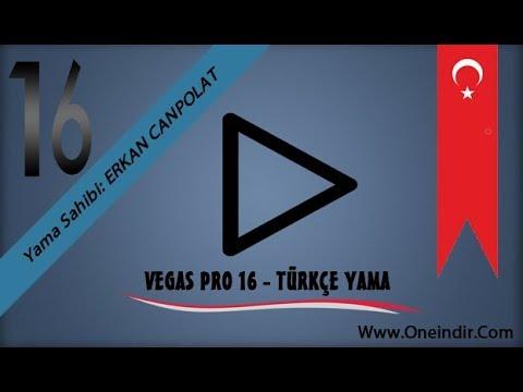 MAGİX Vegas PRO 16 - Türkçe Yama ÇIKTI  (30 08 2018)