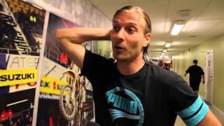 MFFtv: Halsti efter bortavinsten mot Elfsborg (2014-06-01)