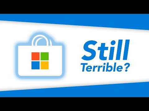 Is the Microsoft Store still terrible?