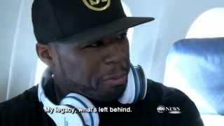 ABC Nightline couvre le voyage de 50 Cent en  Somalie