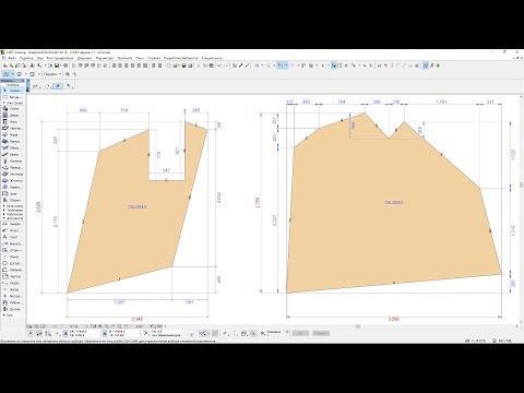 ArchiCAD. Макрос автоматической установки размеров с выводом чертежей в каталог.