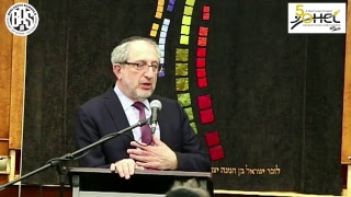 Dr. Norman Blumenthal lecture presented by OHEL and Bnei Akiva Schools of Toronto