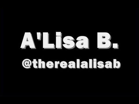 A'Lisa B.  Promotional Video