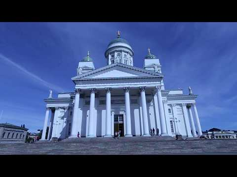 report of zhraa Al hasheme helsinki cathedral church - زهراء الهاشمي كنيسة هلسنكي