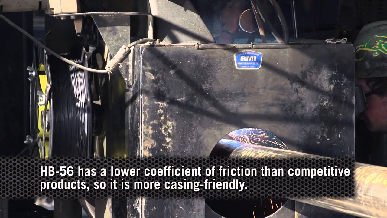 Stoody HB-56 Hardbanding Wire Improves Colorado Drilling Operation ...