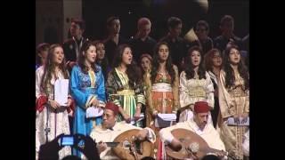 Repeat youtube video Chorale DAR AL ALA et orchestre mohamed briouel ANDALUSSYAT 2013 4