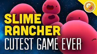 CUTEST GAME EVER : Slime Rancher Let