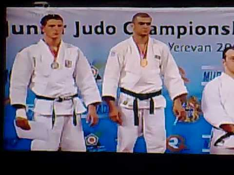 JUDO 2009 YEREVAN: ANTHEM OF AZERBAIJAN IN ARMENIA!!!!!!!!!