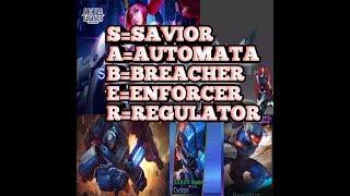 Ini dia Ke-5 anggota Squad S.A.B.E.R - S.A.B.E.R SQUAD MOBILE LEGENDS