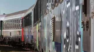 La déconstruction des trains