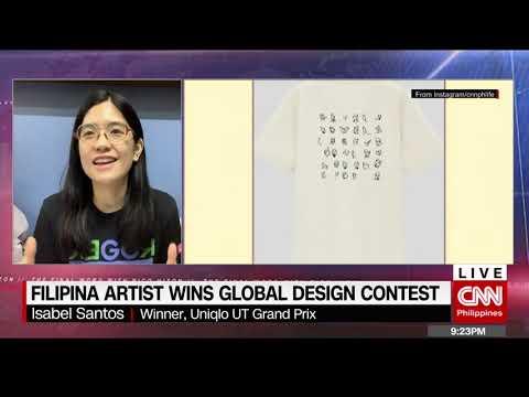 Filipina artist wins global design contest l The Final Word