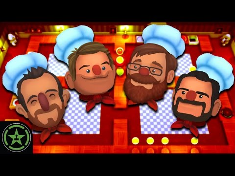 Let's Play - Overcooked - Part 4
