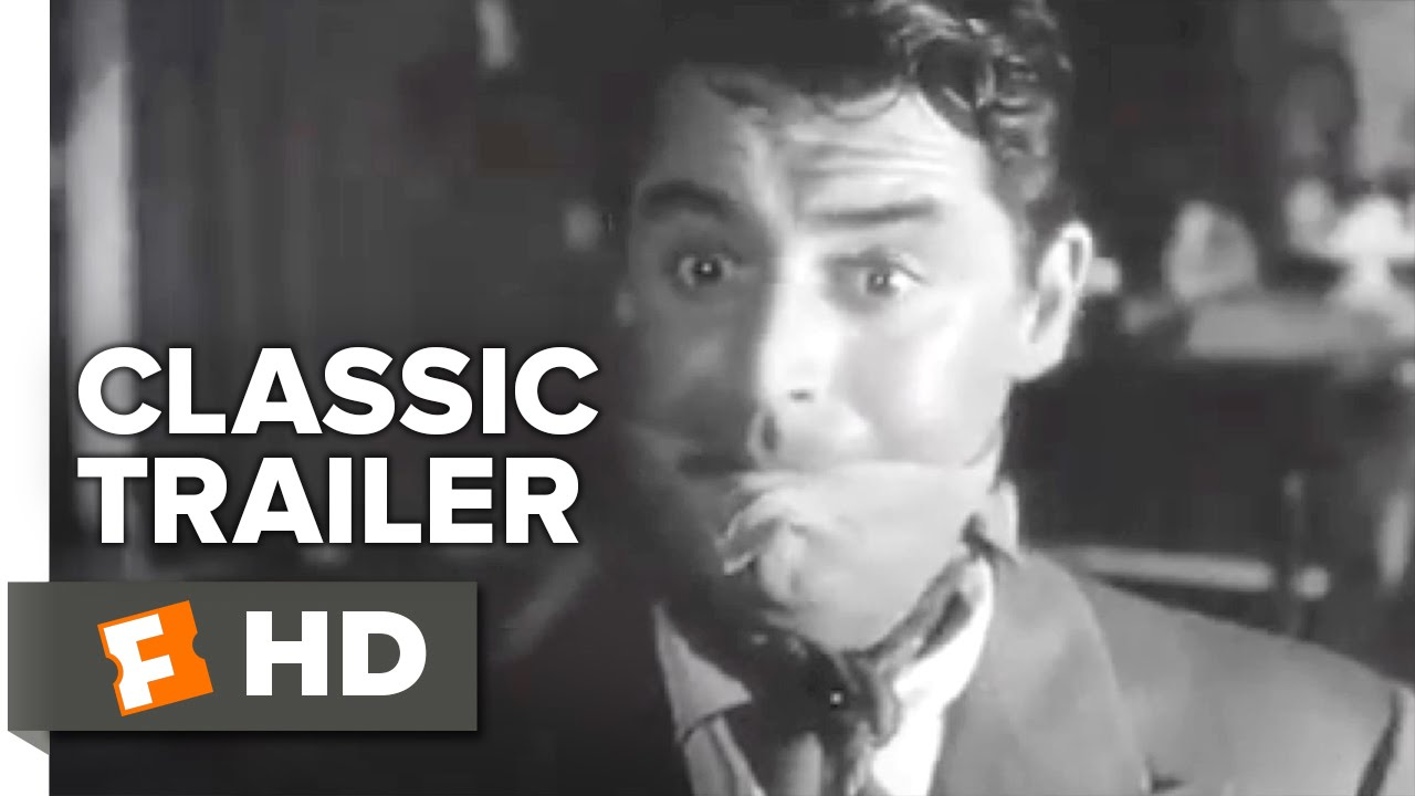 Arsenic and Old Lace (1944) Official Trailer - Cary Grant, Peter Lorre Movie HD