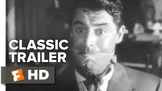 Arsenic and Old Lace Official Trailer #1 - Cary Grant Movie (1944) HD