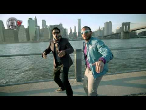Tamer Hosny - Smile Feat. Shaggy (OFFICIAL VIDEO)