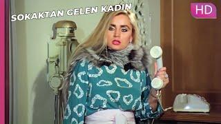 Sokaktan Gelen Kadın - Sana Şimdi Evine Gitmen İçin Emrediyorum! | Romantik Türk Filmi
