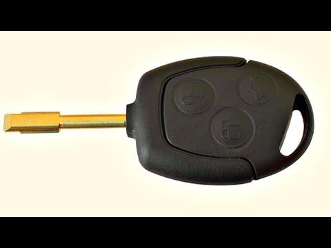 Как заменить батарейку в автомобильном ключе Ford Mondeo