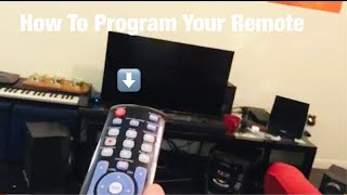how to program your rca rcrnd4gr remote