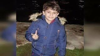 תיעוד: כך נחטף הילד בן ה-7 מפתח ביתו במשולש