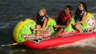 WOW Dragon Boat 3 Rider