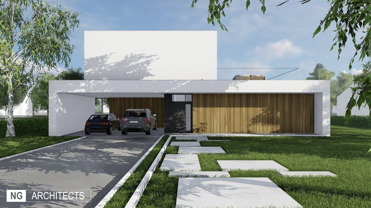 Ng Architects Villa In Tallinn Youtube