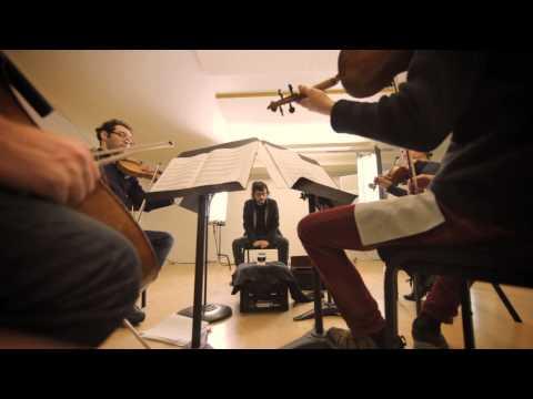 Philippe B et le Quatuor Molinari - L'Intégrale des Variations fantômes - Teaser