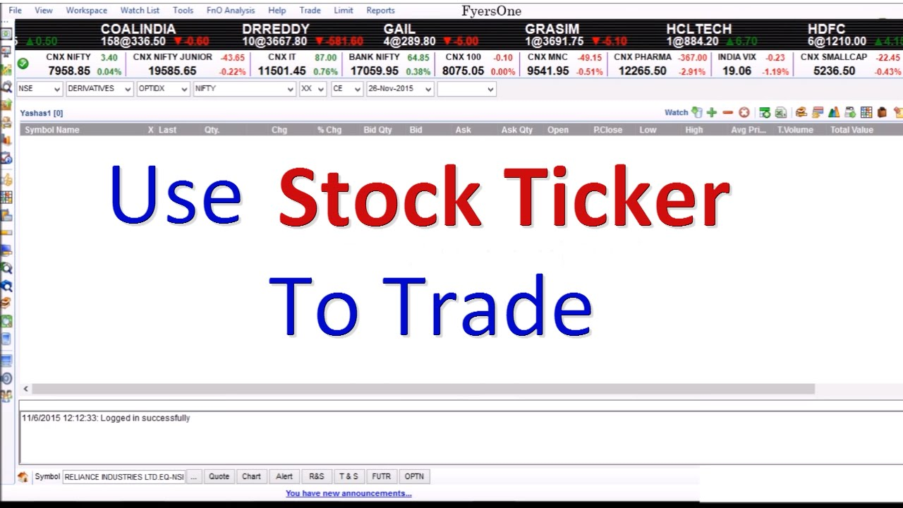 6 unbelievable features on our stock ticker youtube 6 unbelievable features on our stock ticker biocorpaavc Image collections