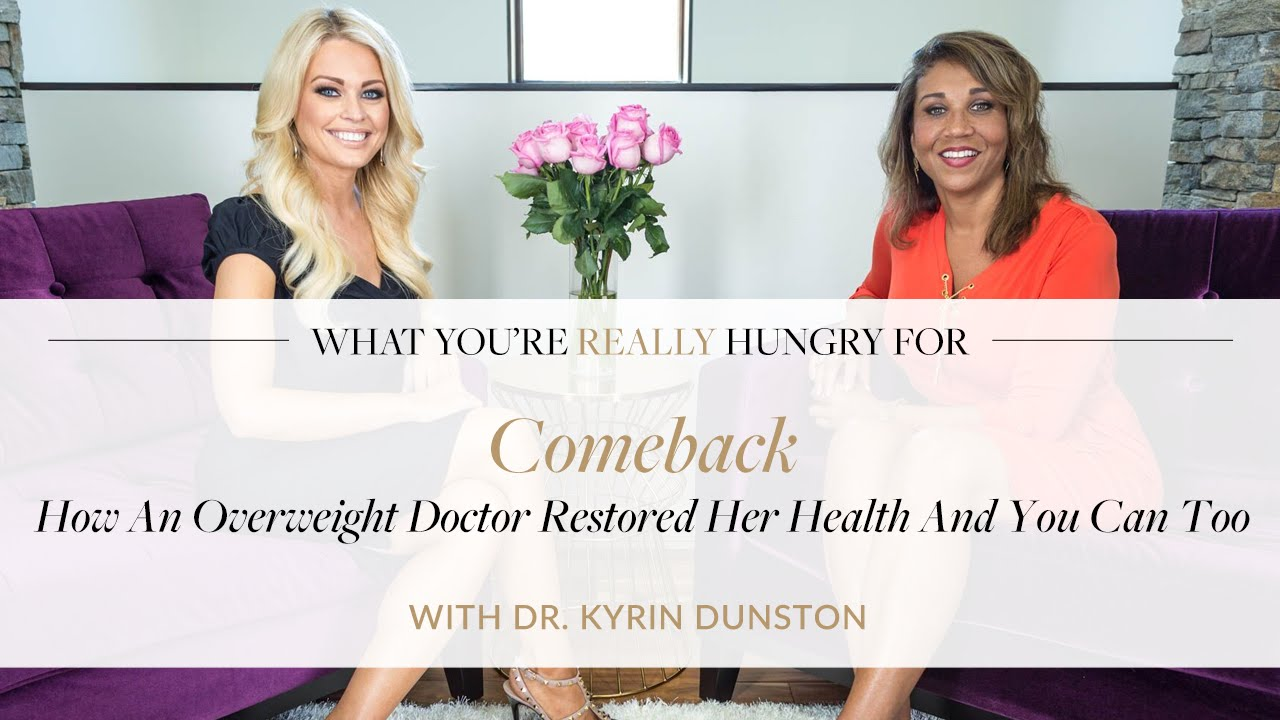 What YOU'RE really hungry for podcast with Cynthia Pasquella