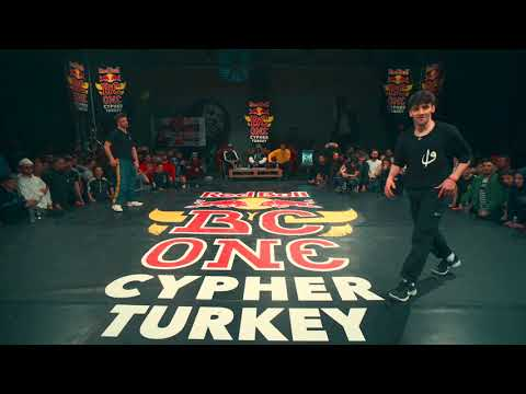 Red Bull BC One Cypher Turkey 2018 | Final: Muzzy vs. Jester Khan