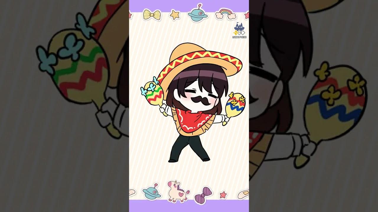 Character Dancing Meme♥