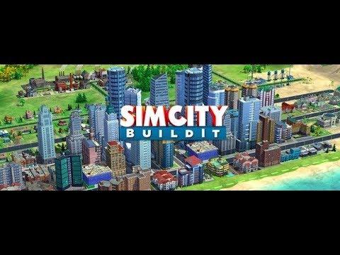 Взломанная версия SimCity BuildIt: много денег + 101 уровень