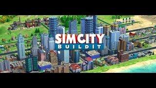 взломанная версия SimCity BuildIt: много денег  101 уровень