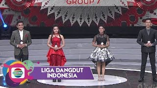 Highlight Liga Dangdut Indonesia - Konser Final Top 34 Group 7 - Stafaband