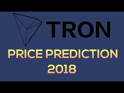 Tron Price Prediction, Analysis, Forecast (2018)