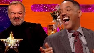 Will Smith Pranks Graham! - The Graham Norton Show