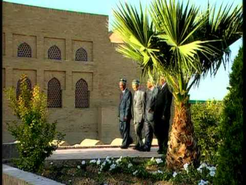 Museum of history of Termez and heritage of termezids Travel Video