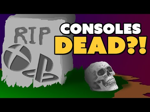 Is Console Gaming DEAD? - Dude Soup LIVE Podcast #54