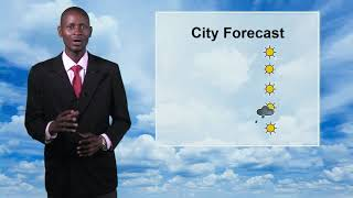 Weather Forecast for 27 09 2018