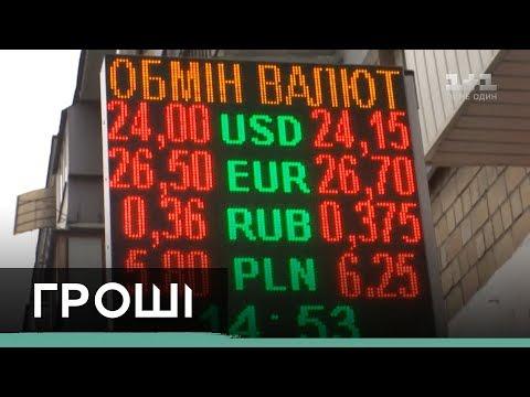 Долар чи гривня: прогнози щодо курсу валют