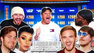 YouTube Jeopardy! (IMPOSSIBLE YOUTUBER QUIZ CHALLENGE)